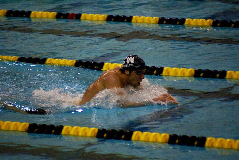 Weltrekorde Schwimmen