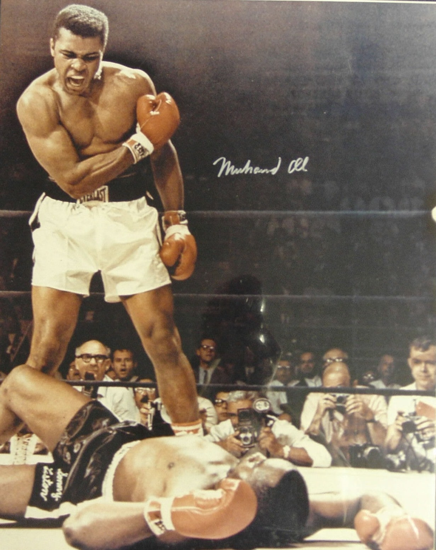 Paul Simon Announces Muhammad Alis