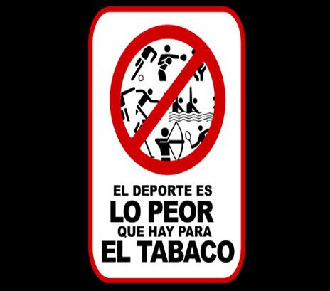de fumar Deportes