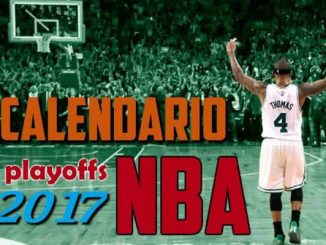 Calendario de los playoffs de la NBA 2017