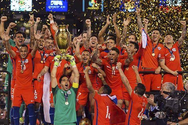 Copa América Centenario: Chile revalida su título de campeón