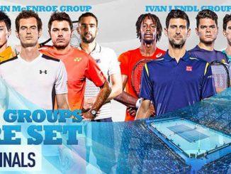 Copa Masters 2016 de Londres, jugadores y grupos