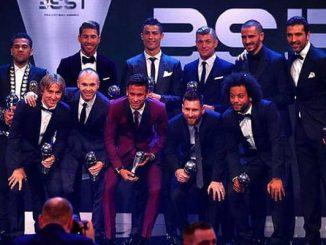 Cristiano Ronaldo es The Best
