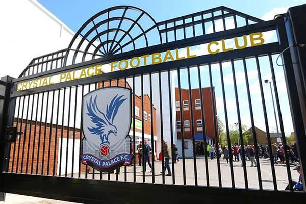 El Crystal Palace y su nuevo fichaje