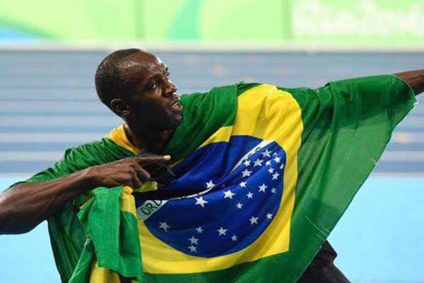 Deportistas triunfadores de los Juegos Olímpicos Río 2016