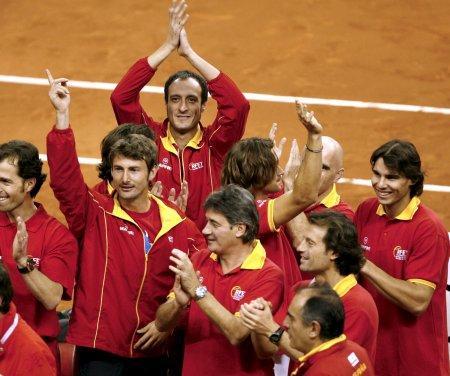 espana-copa-davis-2009