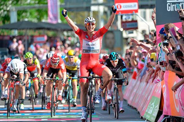 Favoritos y etapas del Giro de Italia 2016