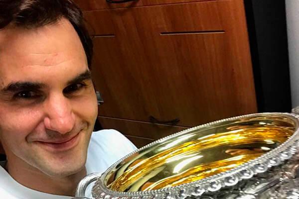 Roger Federer vuelve a ser número 1 del mundo