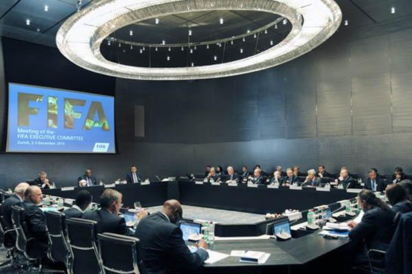 Nuevos cargos detenidos en la FIFA tras una redada en Suiza