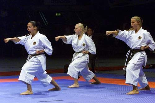 forma-karate