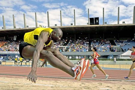 Modalidades del atletismo