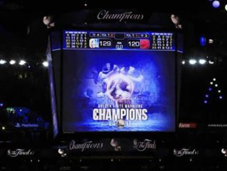 Golden State Warriors, campeones de la NBA 2016-2017