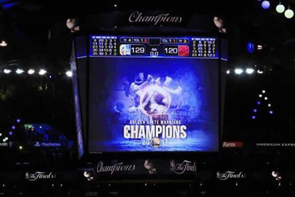 Golden State Warriors, campeones de la NBA 2016-2017
