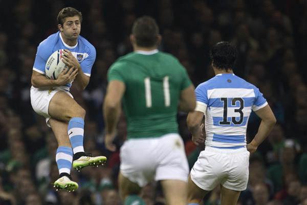 El hemisferio sur domina el mundial de rugby