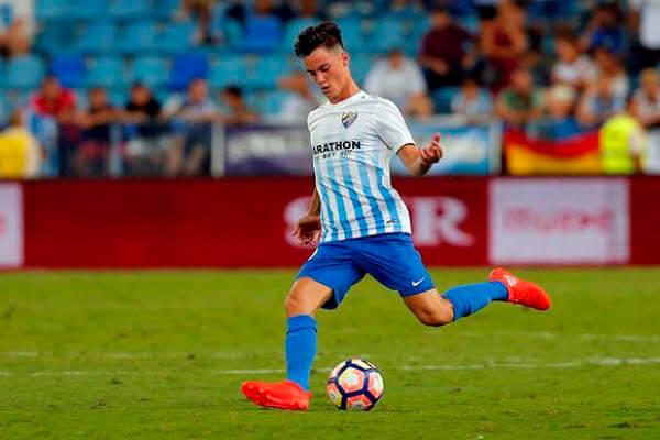 Juanpi imita a Arango marcándole tanto al Madrid como al Barcelona