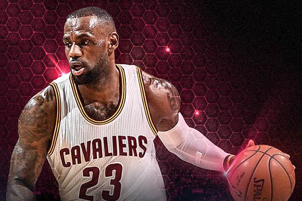 LeBron James, el jugador más joven en llegar a los 25.000 puntos en la NBA