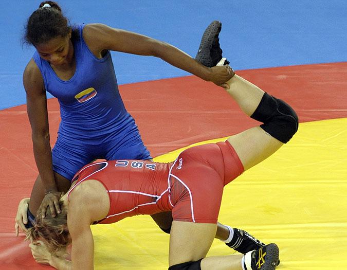 Lucha libre femenina checa