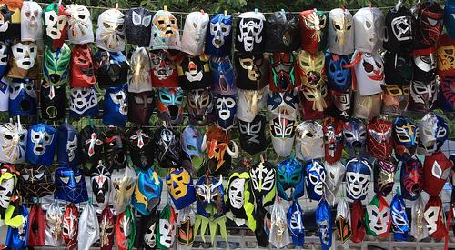 Luchadores Mexicanos Sin Mascara