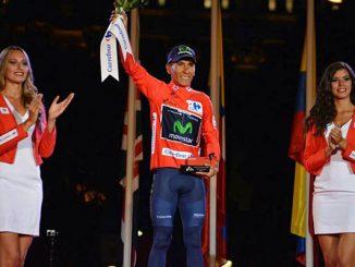Nairo Quintana consigue su primera Vuelta a España