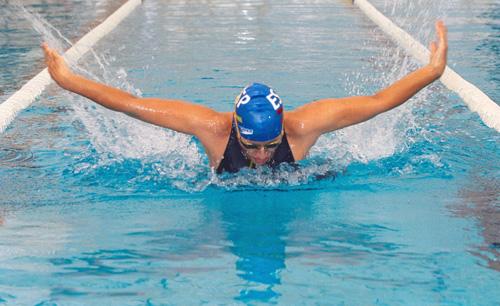 Estilos de nataci n deportes for Piscina de natacion
