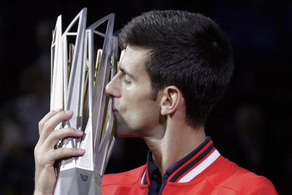 Djokovic, campeón del Masters 1000 de Shangai