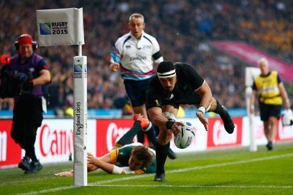 Nueva Zelanda-Australia, final del Mundial de Rugby 2015