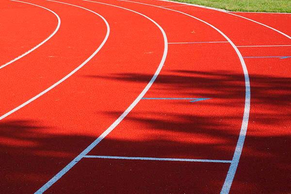 Resultado de imagen de pista de atletismo