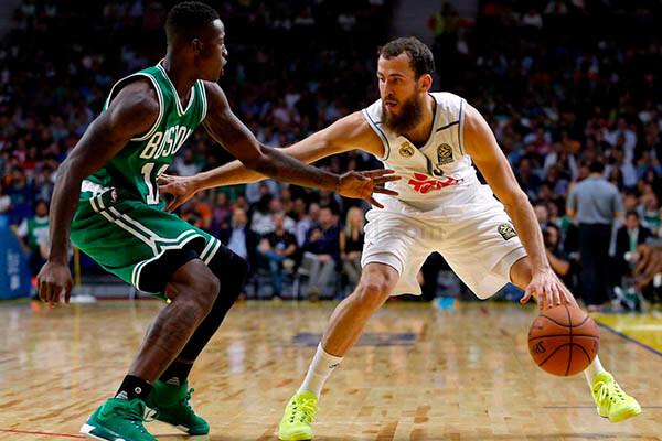 Real Madrid-Boston Celtics repiten resultado 27 años después