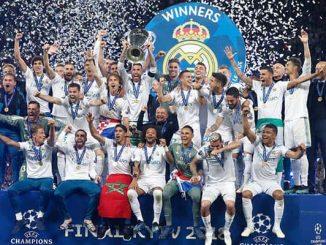 El Real Madrid, campeón de la UEFA Champions League 2018