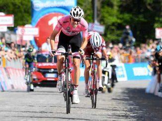 Tom Dumoulin, campeón del Giro 2017