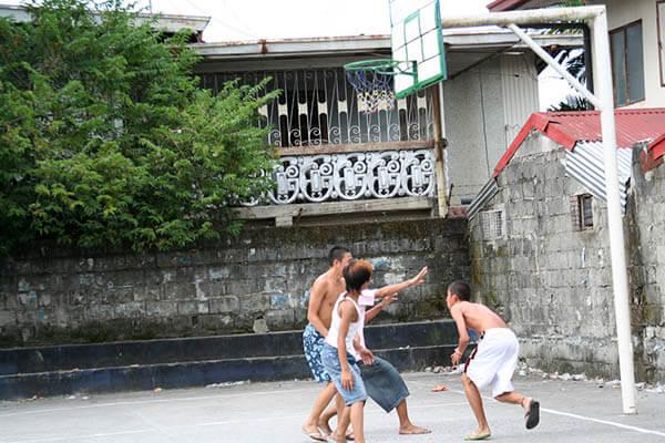 Variantes del baloncesto